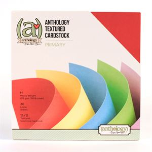 anthology cardstock