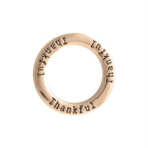 Picture of 'Thankful' Large Rose Gold Frame