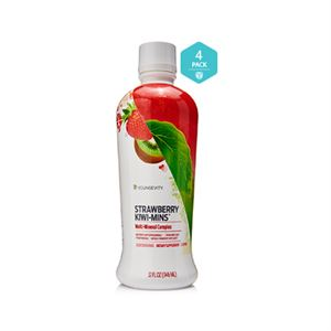 Picture of Strawberry Kiwi-Mins 32oz (4 Pack)