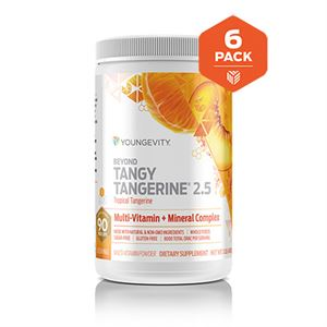 Picture of Beyond Tangy Tangerine® 2.5 - 6 Pack